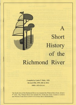 short history richmond 001