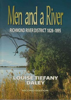 thumbnail cover - Men and a River 2nd ed.