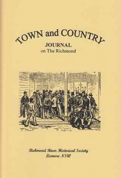 thumbnail cover - Town & Country Journal on the Richmond