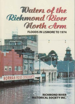 thumbnail cover - Waters of the Richmond River North Arm